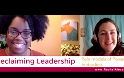 Reclaiming Leadership with Andréa Ranae Johnson