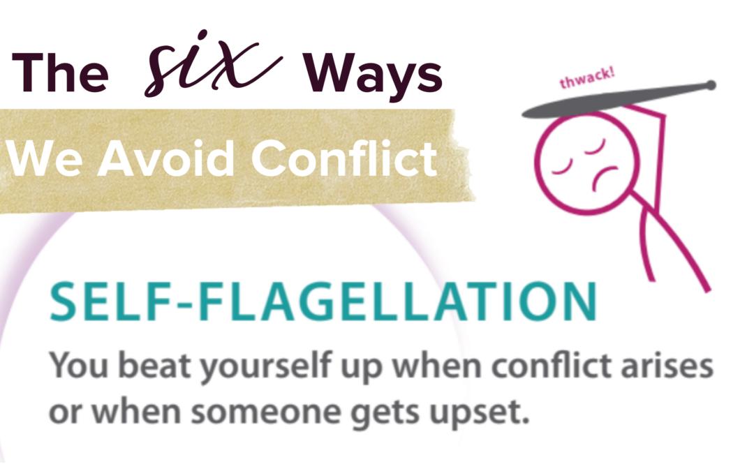 Six Ways We Avoid Conflict banner
